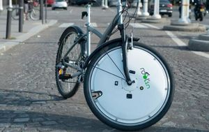 ROOL-IN -  - Roue �lectrique