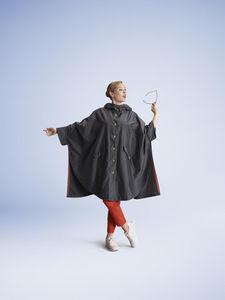FRANCOISE PENDVILLE - cape - Imperméable Femme