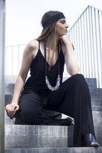SANDRINE CHARLES - MESSANCE - ice - Collier