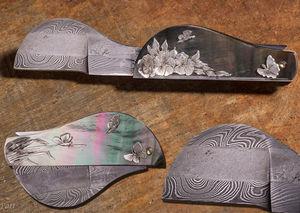 PATT ART CELTIC - le dune - Couteau À Décorer