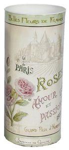 Antic Line Creations - porte parapluies rétro château des roses grand mod - Porte Parapluies