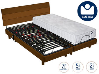Bultex - ensemble relaxation bultex pop art sigma + matelas - Ensemble Literie