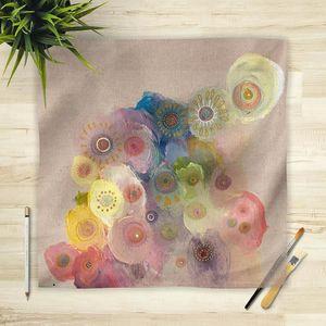 la Magie dans l'Image - foulard klimt - Foulard Carré