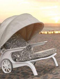 Zinc textile - plage outdoor-- - Tissu D'extérieur