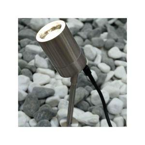 Nordlux - spot sur piquet tin h36 cm ip 54 - Spot À Piquer