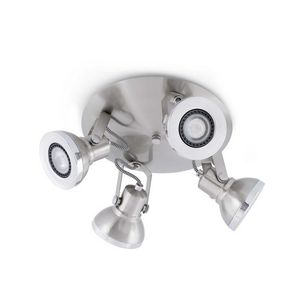 FARO - nickel - Spot Led