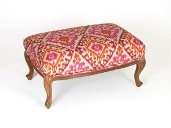Clock House Furniture - lennoxlove stool- - Footstool