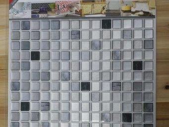 BEAUSTILE - mosaic monochrome - Mosaique Adhésive
