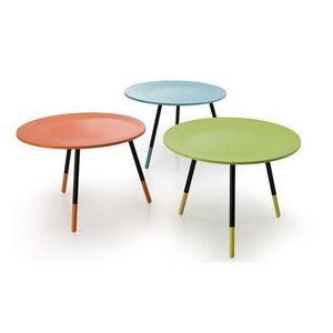 Noti - plum - Table D'appoint