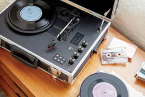 GPO RETRO DESIGN - gpo flight  - Platine Vinyle