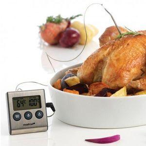 Mastrad -  - Thermomètre À Viande