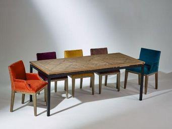 Robin des bois - zazie - Table De Repas Rectangulaire