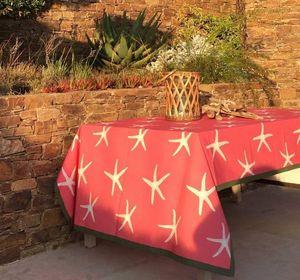 CAMILLE DEPRET - starfish (étoiles de mer) - Tissu D'ameublement