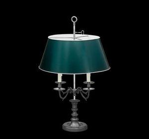 Bronze D'art Francais -  - Lampe Bouillotte