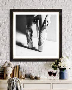MIND GAP - ballerina shoes - Photographie