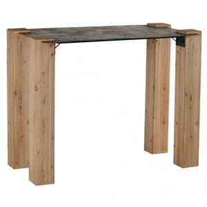 Mathi Design - table haute quatro - Mange Debout