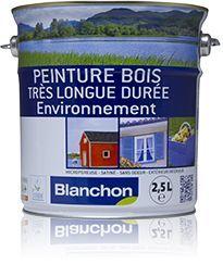 BLANCHON -  - Peinture Bois