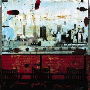 Nouvelles Images - affiche new york vue sur brooklyn - Affiche