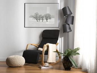 BELIANI - fauteuil à bascule - Rocking Chair
