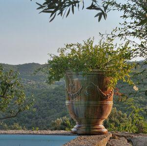 Le Chêne Vert - prestige - Vase D'anduze