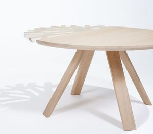 DRUGEOT Manufacture - canopée - Table Basse Ronde