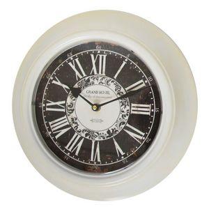 CHEMIN DE CAMPAGNE -  - Horloge Murale