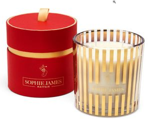 SOPHIE JAMES - the christmas - Bougie Parfumée