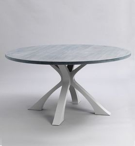 Tom Faulkner - exe-- - Table De Repas Ronde