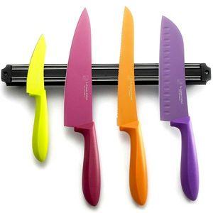 Barre à couteaux aimantée