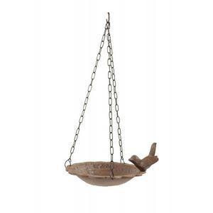DECORATION D'AUTREFOIS -  - Bain D'oiseau