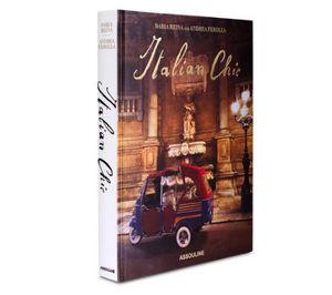 EDITIONS ASSOULINE - italian chic - Livre Beaux Arts