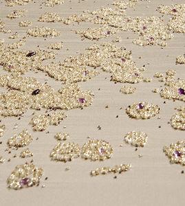 LESAGE INTÉRIEURS - pierres semi-précieuses - Broderie