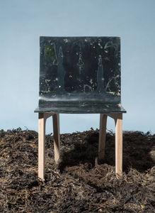 SAMUEL TOMATIS -  - Chaise