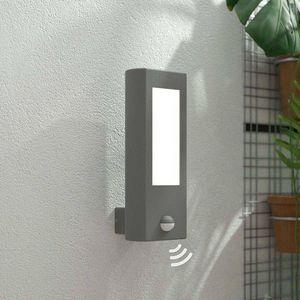 Lampenwelt - applique d'extérieur à détecteur 1414597 - Applique D'extérieur À Détecteur