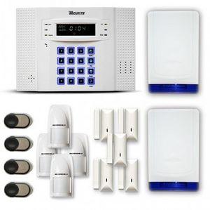 TIKE SECURITE - sans fil dnb54 - Alarme Anti Intrusion