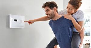 Busch-Jaeger - --abb-secure@home-- - Ecran Tactile Domotique