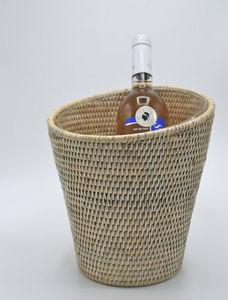 ROTIN ET OSIER - lounge - Seau À Champagne