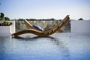 Unopiù - swing - Chaise Longue De Jardin