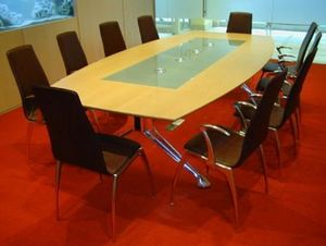 Terence Williams Design -  - Table De Réunion