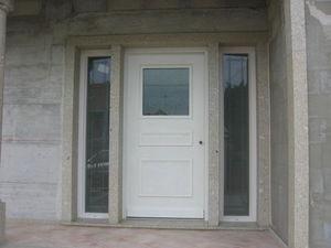 MEGA CONSTRUCTION - forstyl - Porte D'entrée Vitrée