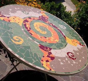 ManonLisa - table franco - Plateau De Table