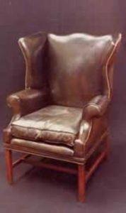 Viceroy Furniture -  - Fauteuil À Oreilles