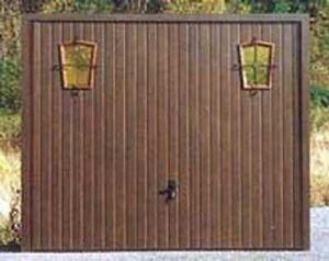 Actea -  - Porte De Garage Basculante