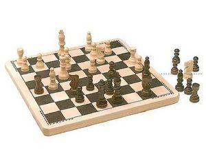 Jura buis -  - Jeu D'échecs