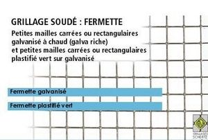 Grillages Schertz - soudé - Grillage