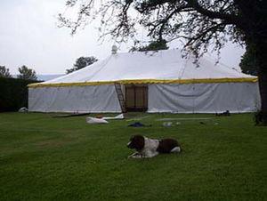 Chapitech -  - Tente De R�ception