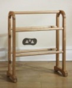 Pippy Oak Furniture -  - Porte Serviettes Sur Pied