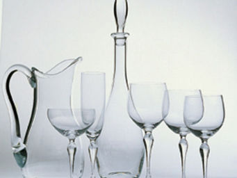 CRISTAL de S�VRES - pailly - Carafe