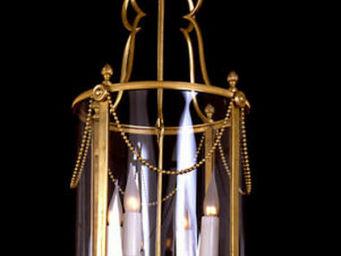 LDS Luminaires Daniel Sanglier -  - Lanterne D'intérieur