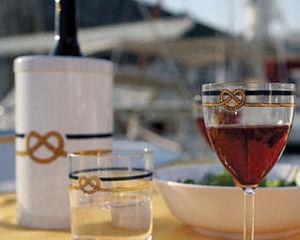 MARINE BUSINEss - yachting - Vaisselle Bateau